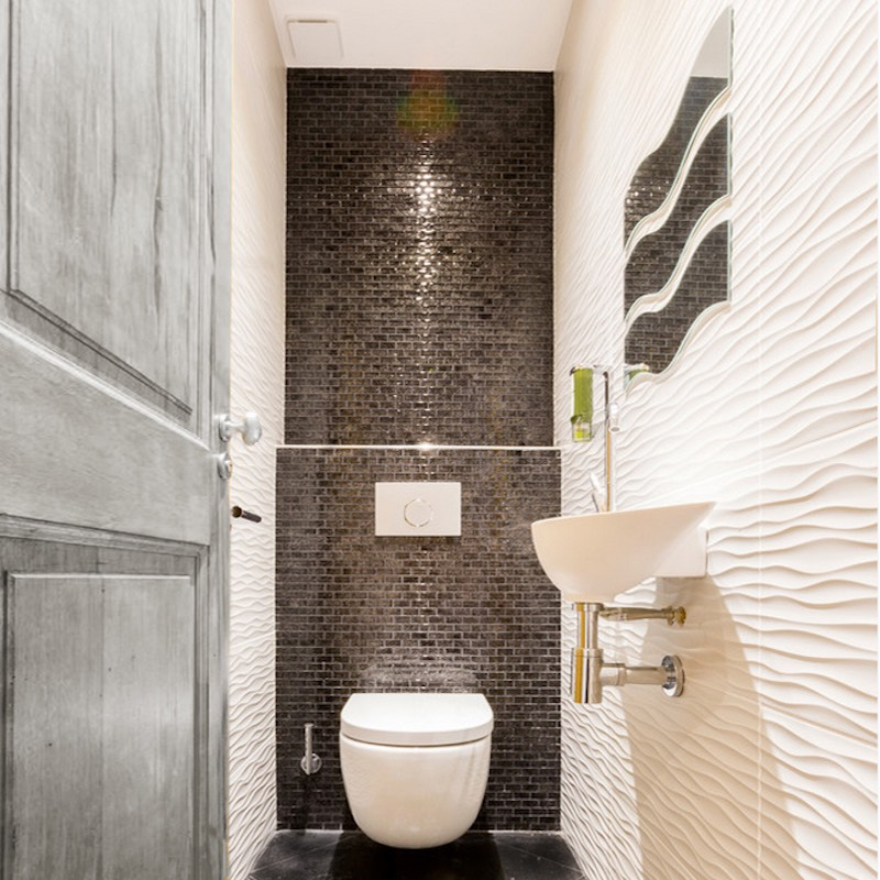 Gioia Beige Porcelain Feature Wall Tiles Western
