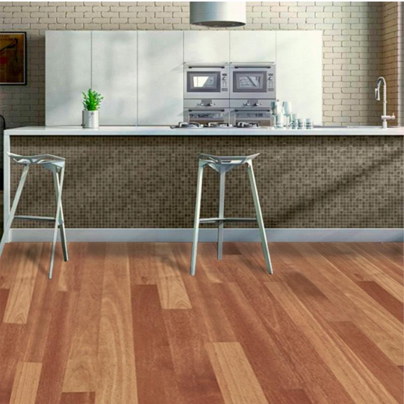 Laminate Flooring Distributors: 1 Strip Kempas Timber Veneer