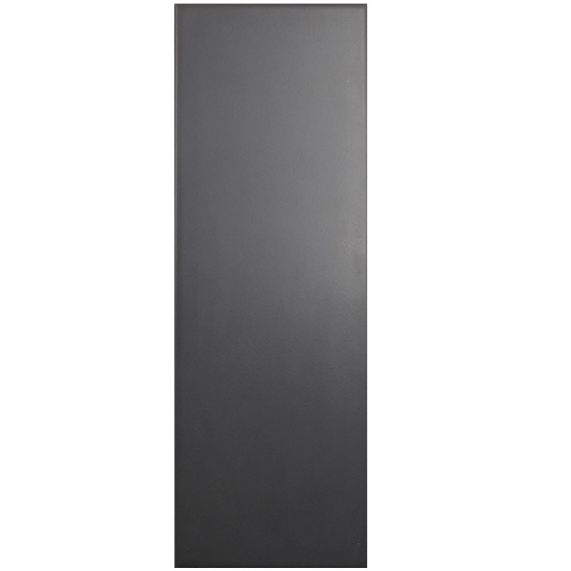 Satin Black Subway Tile Western Distributors
