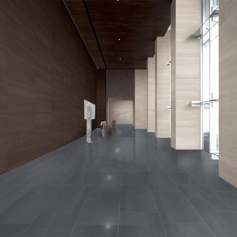 Evoque Grey Polished Porcelain Tile Western Distributors