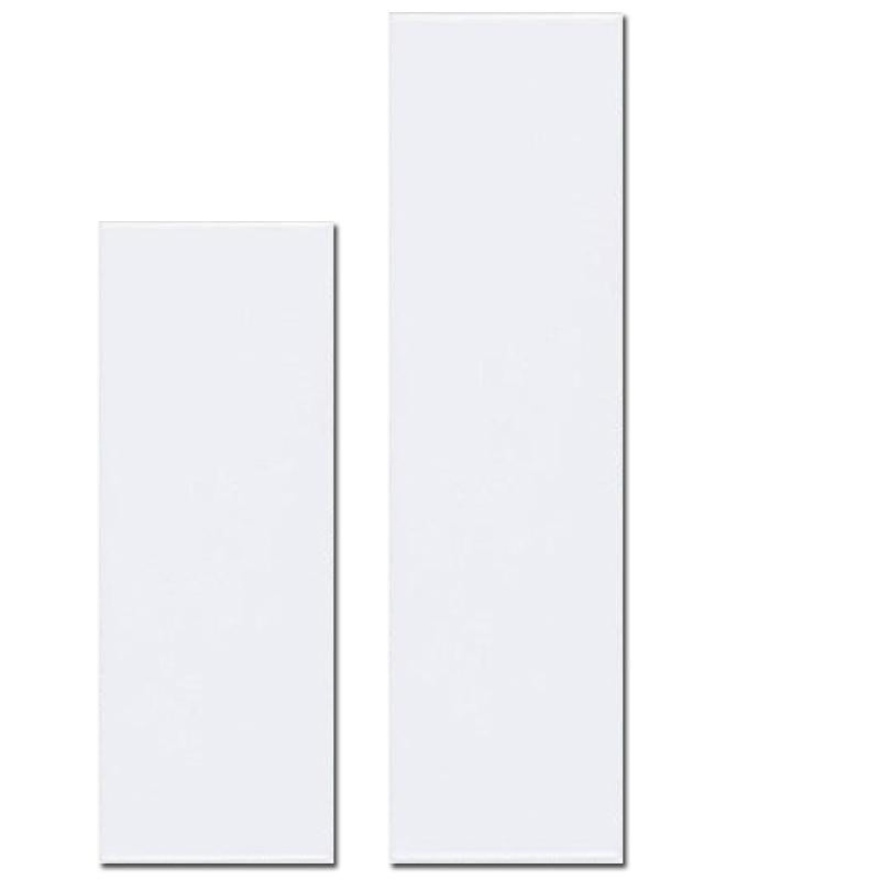 Matt White Wall Tile 20x40: White Matt Subway Wall Tile
