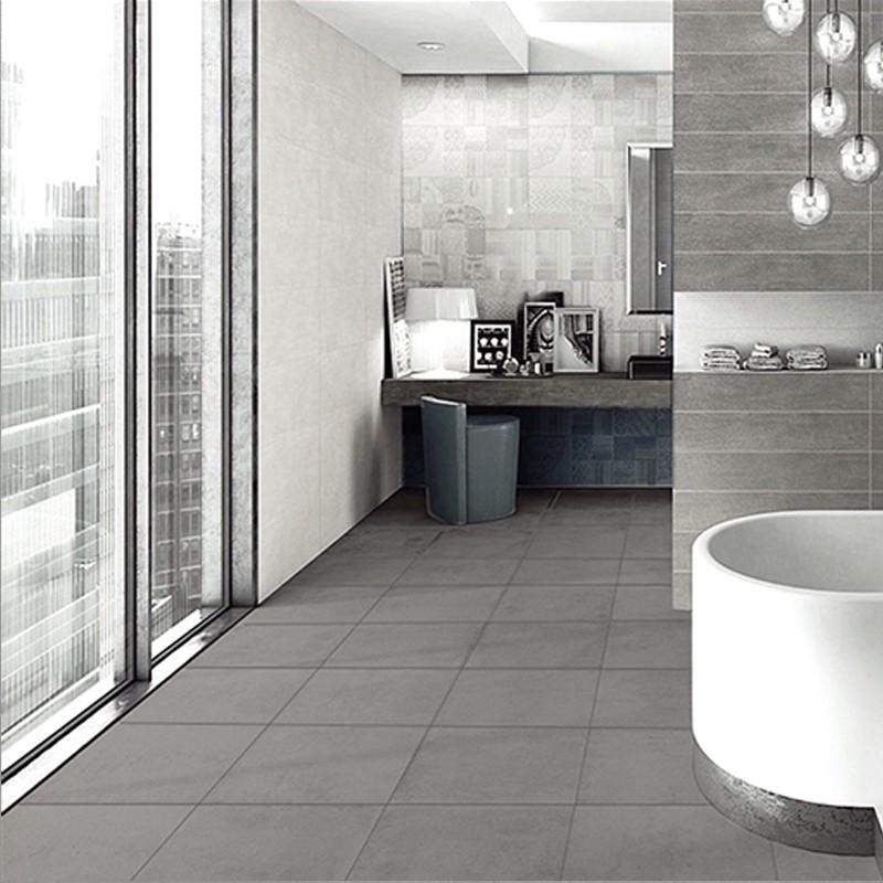 New York Grey Ceramic Tile Western Distributors