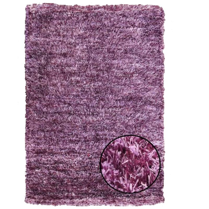 Plush Purple Rug sample