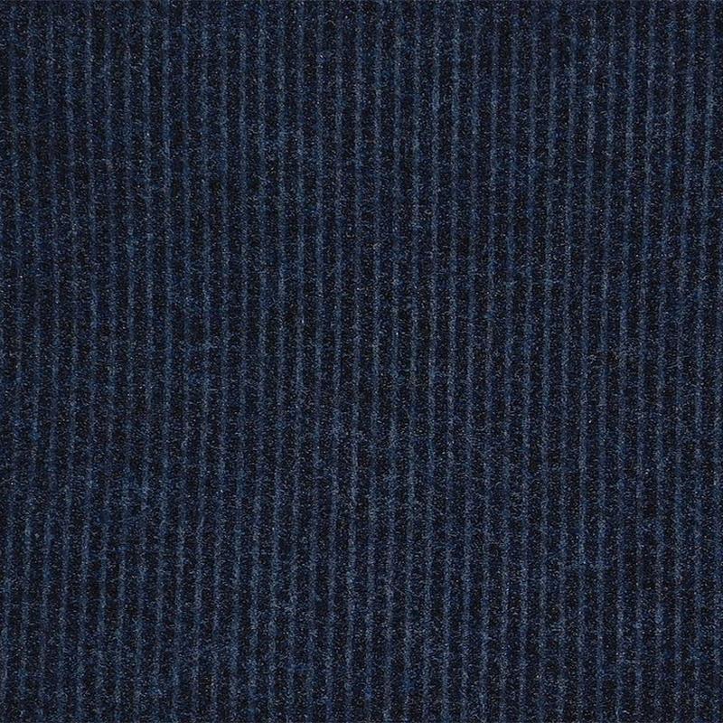 Marine Carpet-Ocean Blue Rib sample