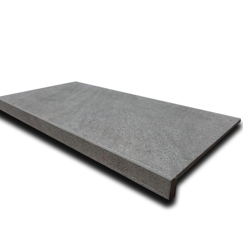 Stone Grey Drop Down Tile sample