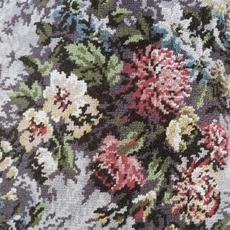 Feltex-Hospitality- 3126 Summer Bouquet Carpet sample