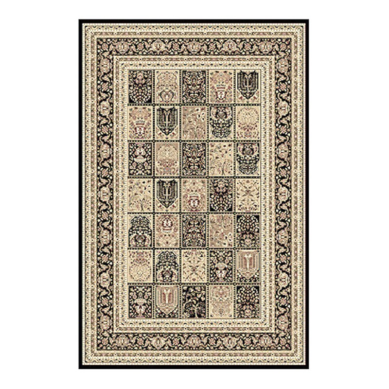 Verona 1999 Black Rug sample
