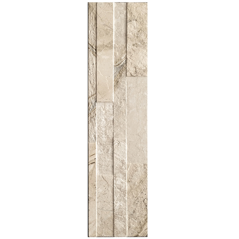 Gioia-Beige Porcelain Feature Wall Tiles sample