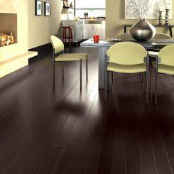Bamboo Brushed Flooring
