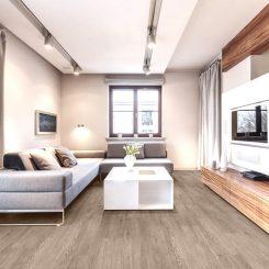 Oak - Wide Vinyl Flooring