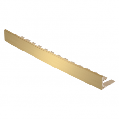 Brass Formable L Angle