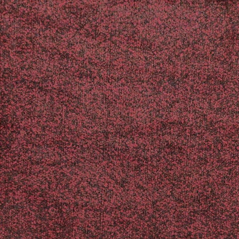 Red Stipple 7650 Carpet Tile sample