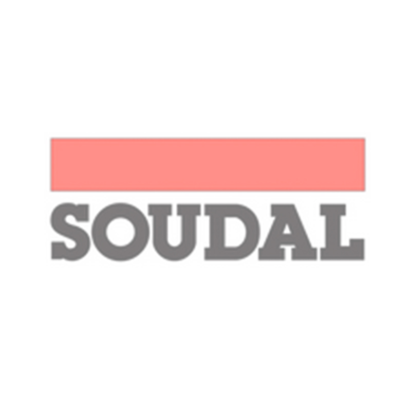Soudal Glass and Glazing Silicone sample
