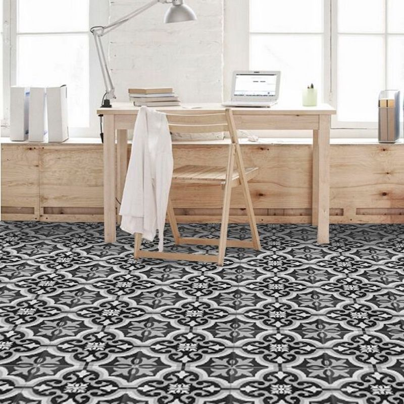 Braga Classic Black White Feature Tiles Western Distributors
