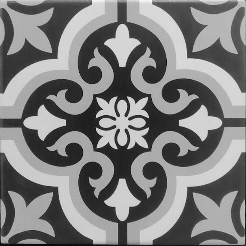 Braga Classic Black White Feature Tiles Western Distributors