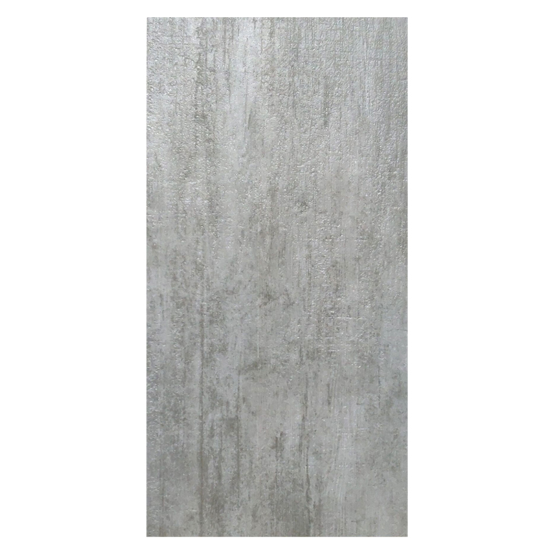 Cement Wood Light Grey Porcelain Tile sample