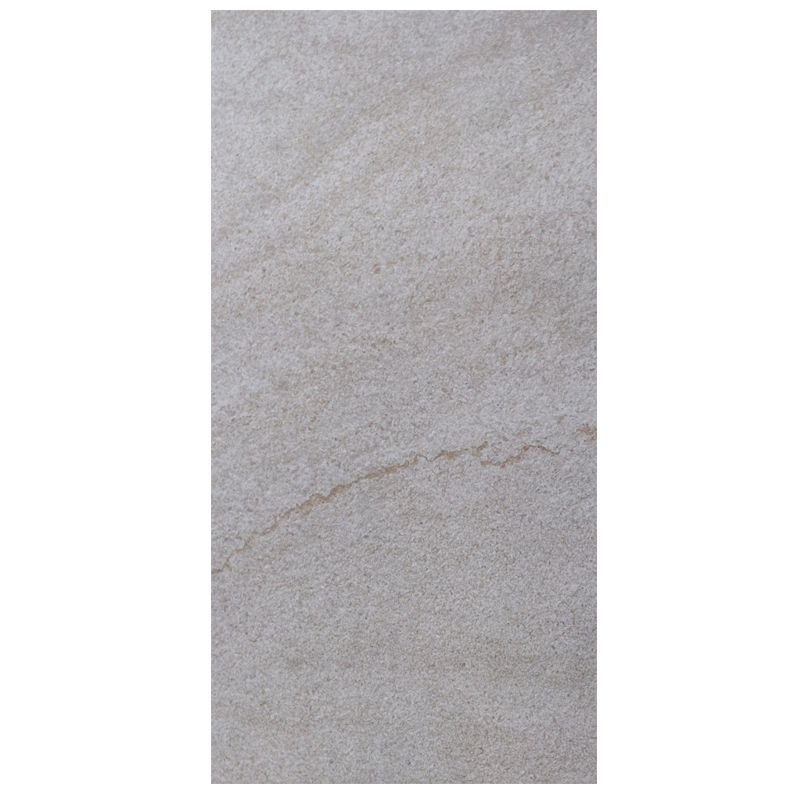 Stone Silver Porcelain Tile sample