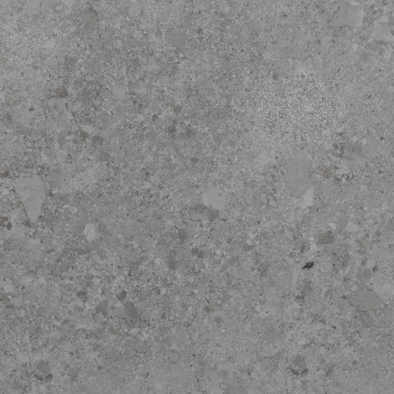 Terrazzo Light Grey Porcelain Tile sample