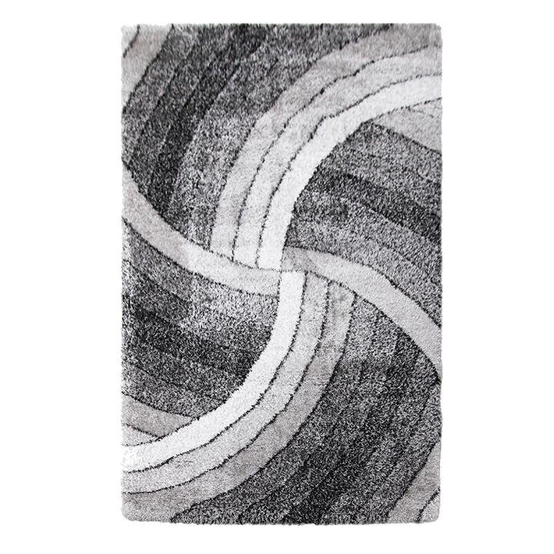 Moscow 304 Grey Rug sample