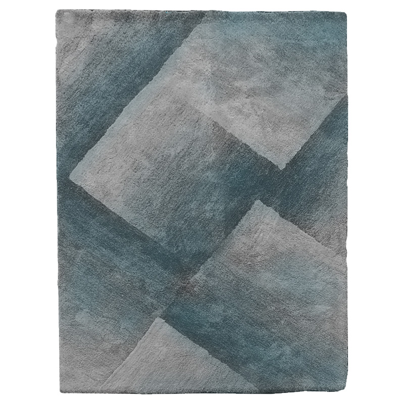 Romeo 2 Blue Rug sample