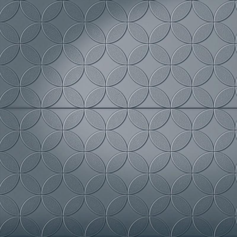 Infinity Centris - Pressed Metal Design Tile sample