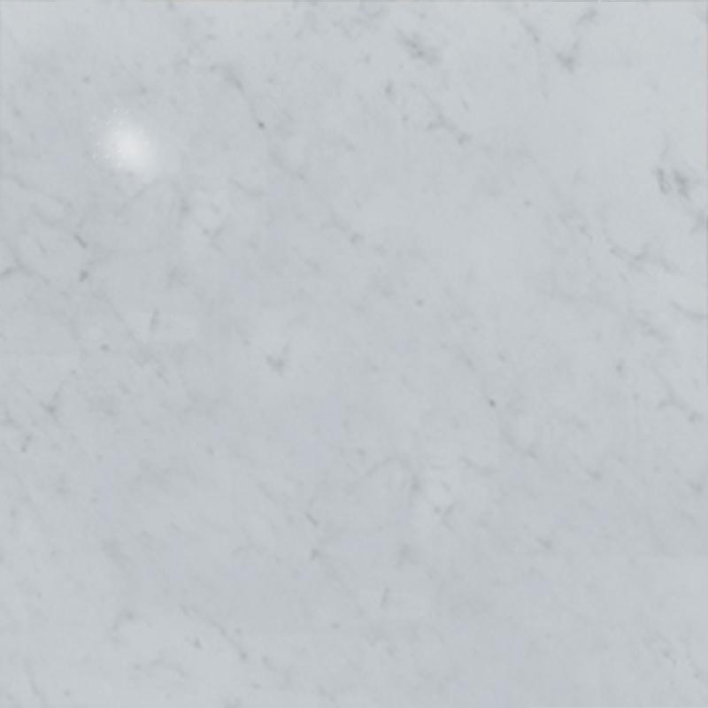 Gems Carrara Polished Porcelain Tile sample