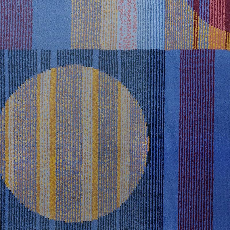 Cabaret Axminster Carpet sample