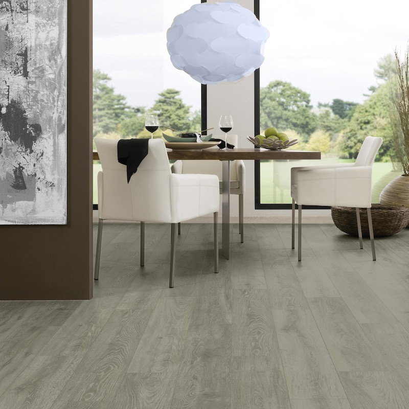 Travertine Hybrid Flooring