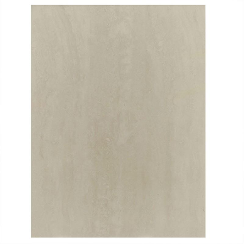 Travertine Beige Glazed Ceramic Tile sample