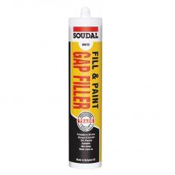 Soudal Fill & Paint Gap Filler