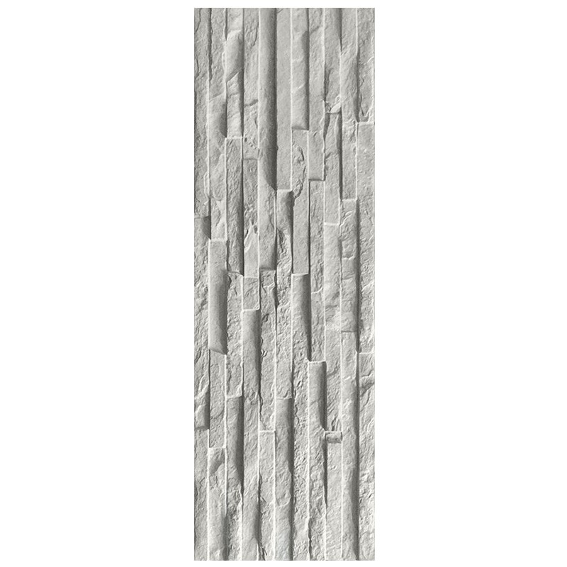 Centenar White Feature Wall Tiles sample