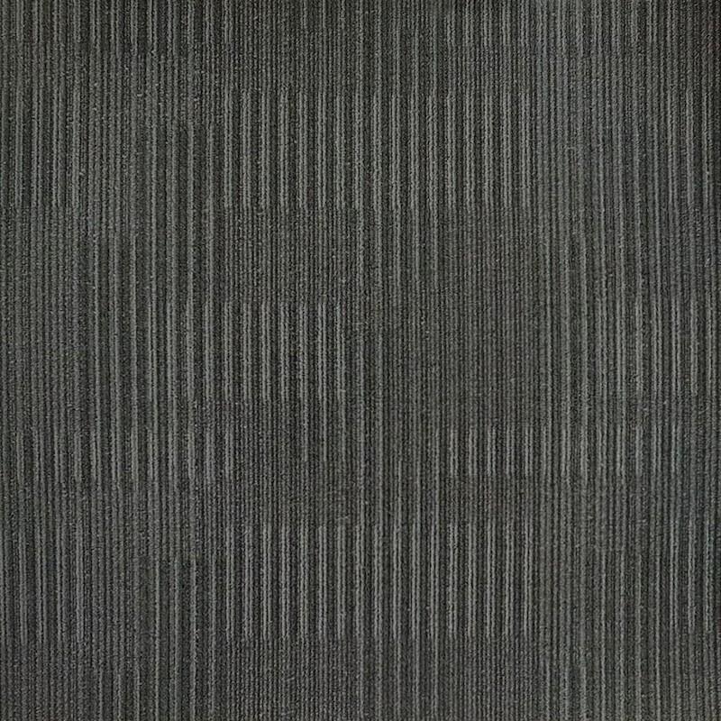 Arizona Black On Black Carpet Tile sample