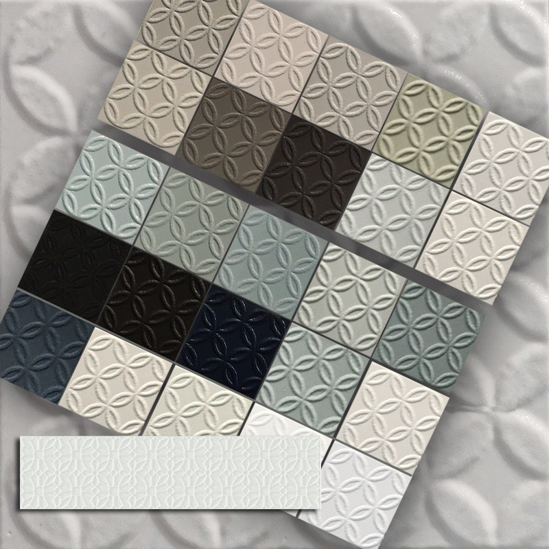 Trove Caravelle Subway Tile sample