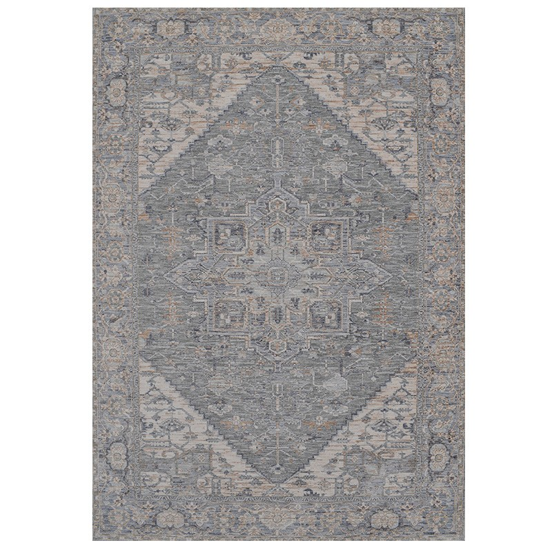 Fiano 6488 Blue Grey Rug sample