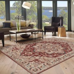 Traditional rugs for home