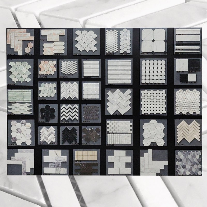 Marble Mosaic Tiles sample