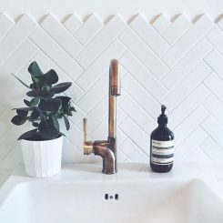 Bathroom Subway Wall Tile
