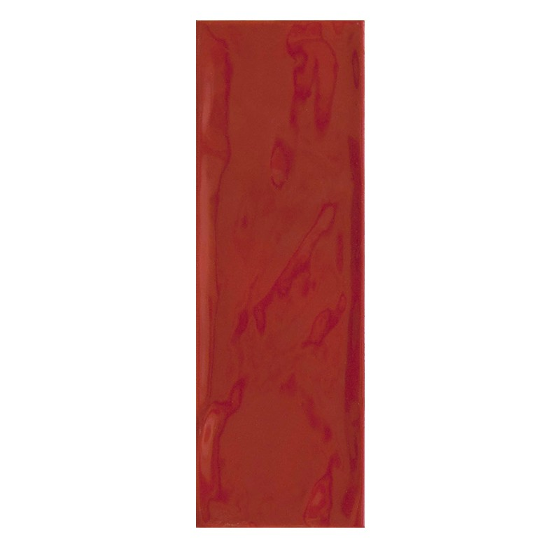 Royal Rojo Subway Tile sample