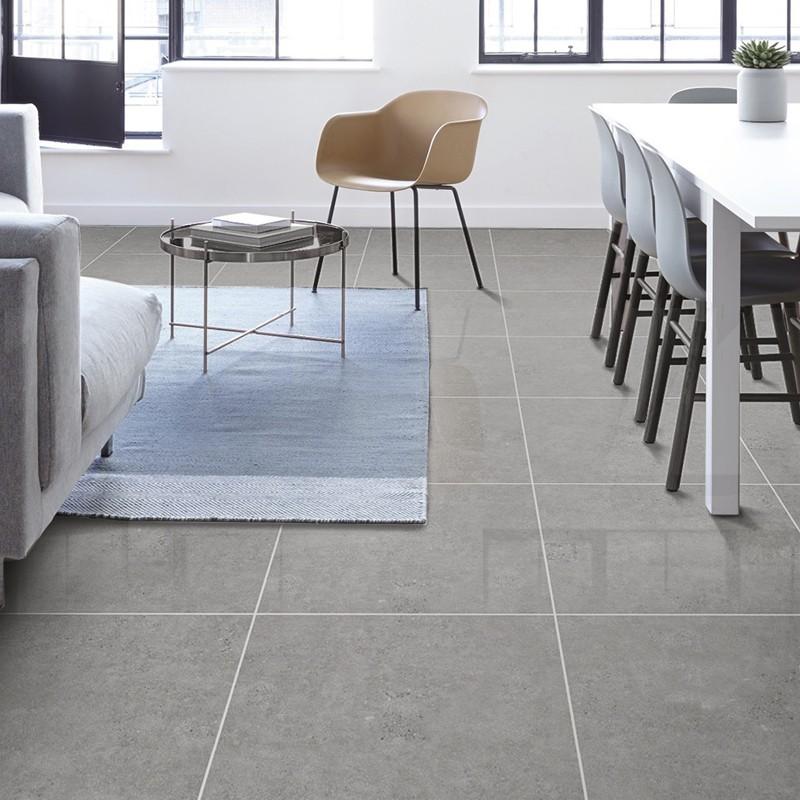 Trend Light Grey Porcelain Tile Western Distributors
