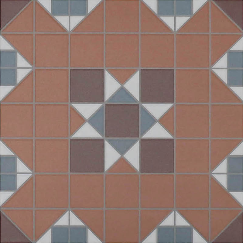 York R10 Decorative Ceramic Tile sample