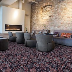 Feltex Persian Red Carpet
