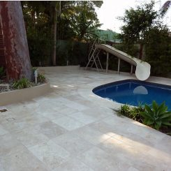 Classic Travertine Tumbled Tile