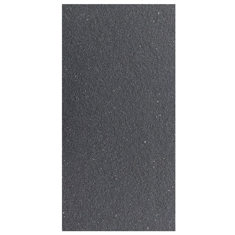 Jun Stone Black Porcelain Tile sample