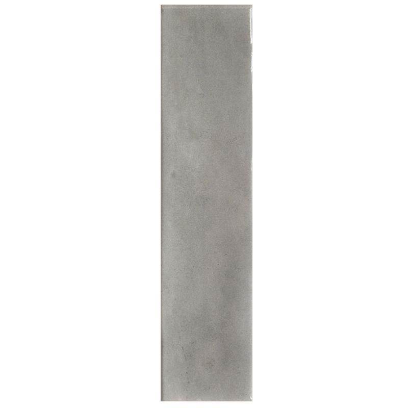 Opal Grey Subway Tile sample