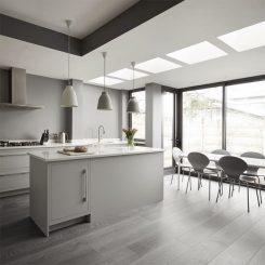 Elwood Grey Maxi Hybrid Flooring