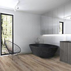 SPC Oak Hybrid Flooring