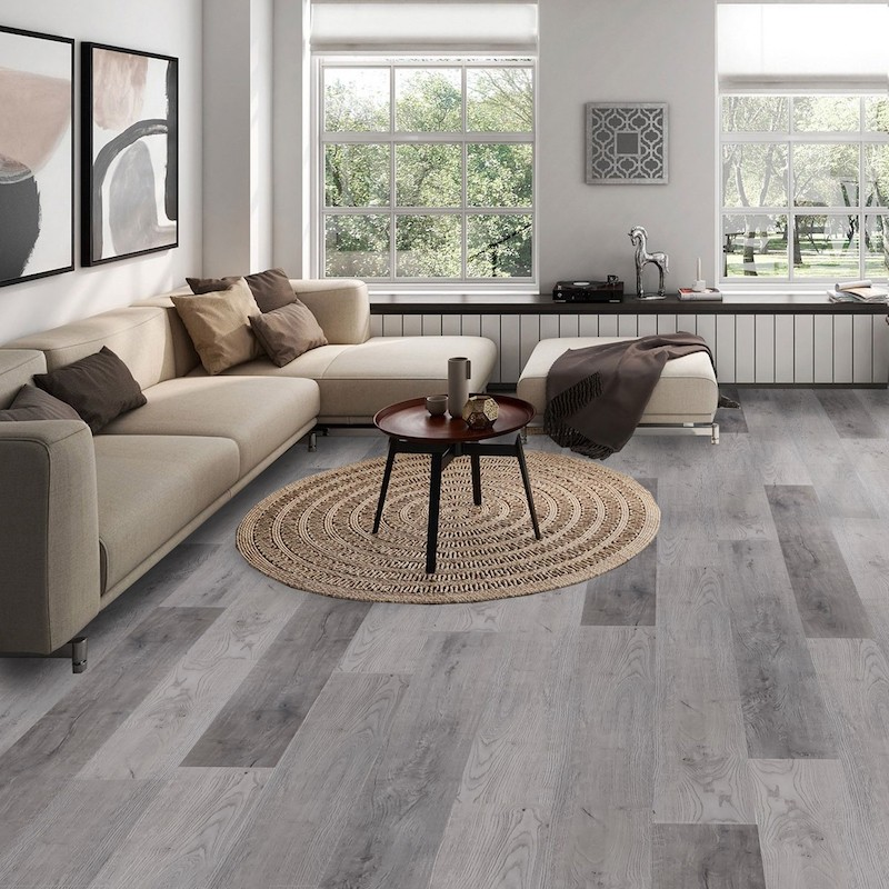 SPC Ghost Oak 802 Hybrid Flooring
