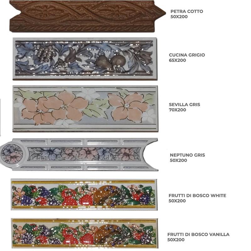 Border  Tile  Ceramic sample