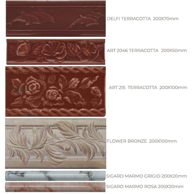 Border Tile sample
