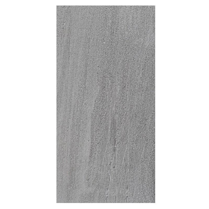 Sandstone Dark Grey Porcelain Tile sample